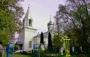 Храм Бориса и Глеба в селе Борисово