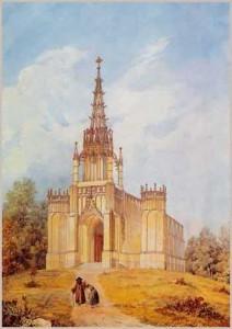 Храм Петра иПавла в Парголово Санкт-Петербург