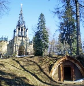 Храм свв.апп. Петра и  Павла в Парголово