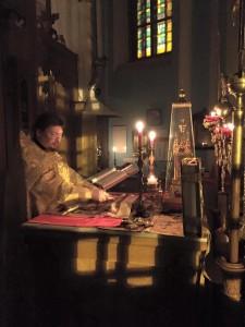 Ночная литургия 5