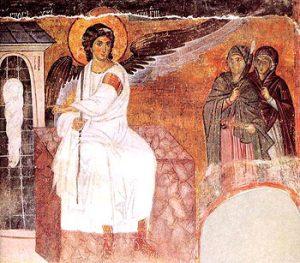 Ангел во Гробе