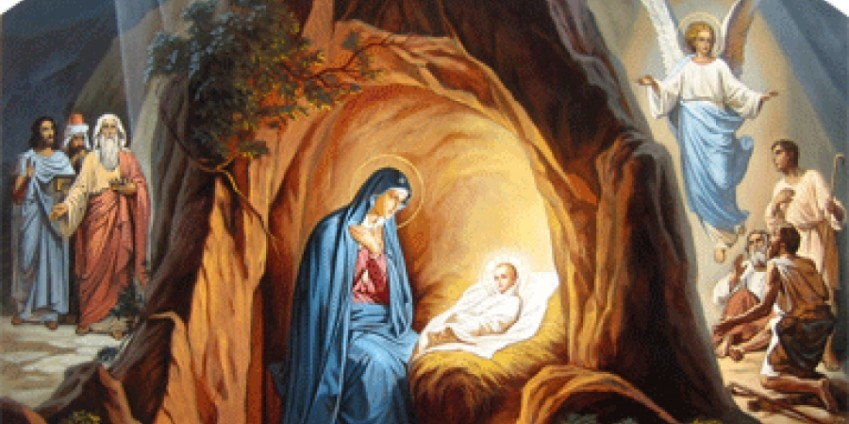 Православный-календарь.-Рождество-Христово 2018 год